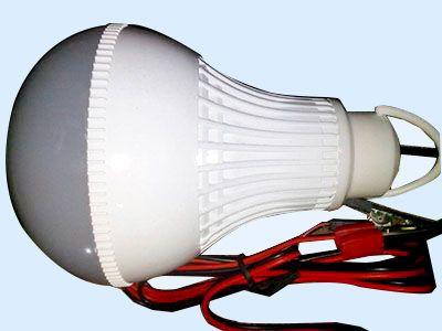 12V带线LED节能灯